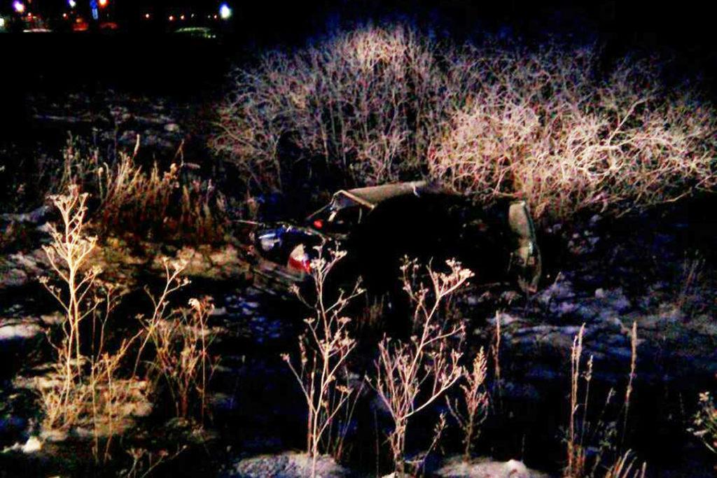 В одиннадцатом часу ночи в субботу трагедия произошла на 291-м километре автодороги Екатеринбург-Тюмень