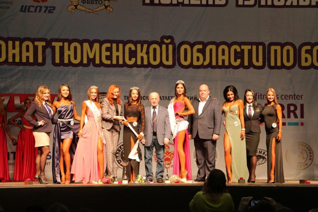 Победительницам в номинации «Фитнес-модель» как и королевам красоты полагаются короны