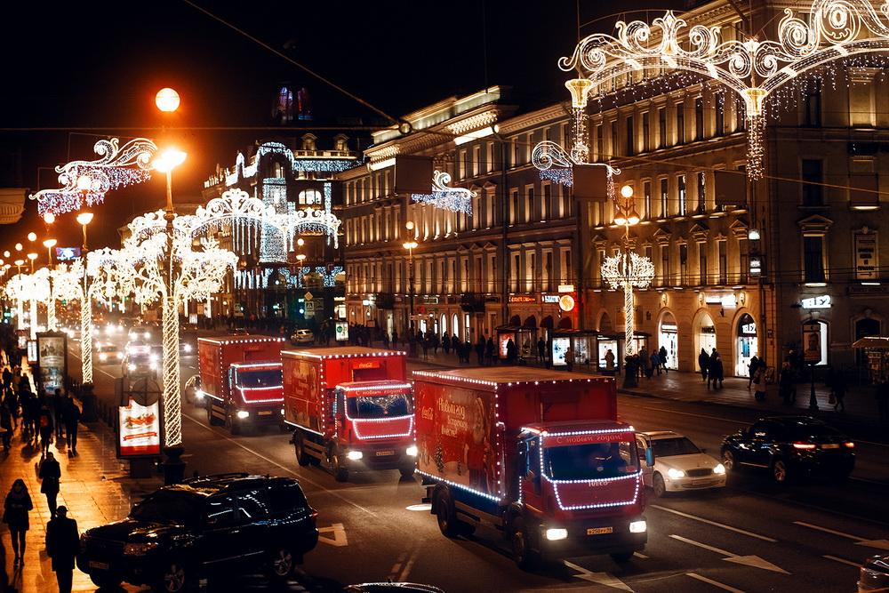 «Рождественский караван» приедет вКазань 20декабря