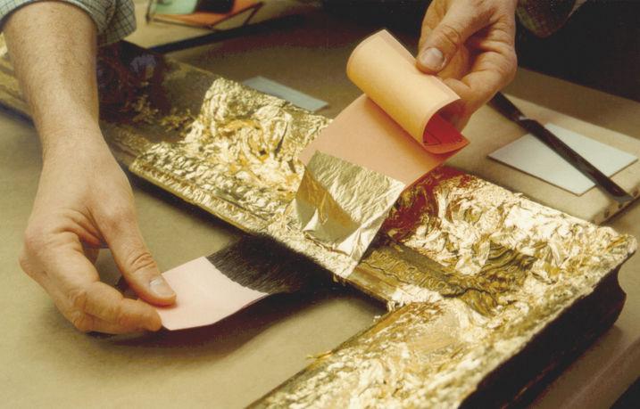 Как в домашних условиях сделать золото