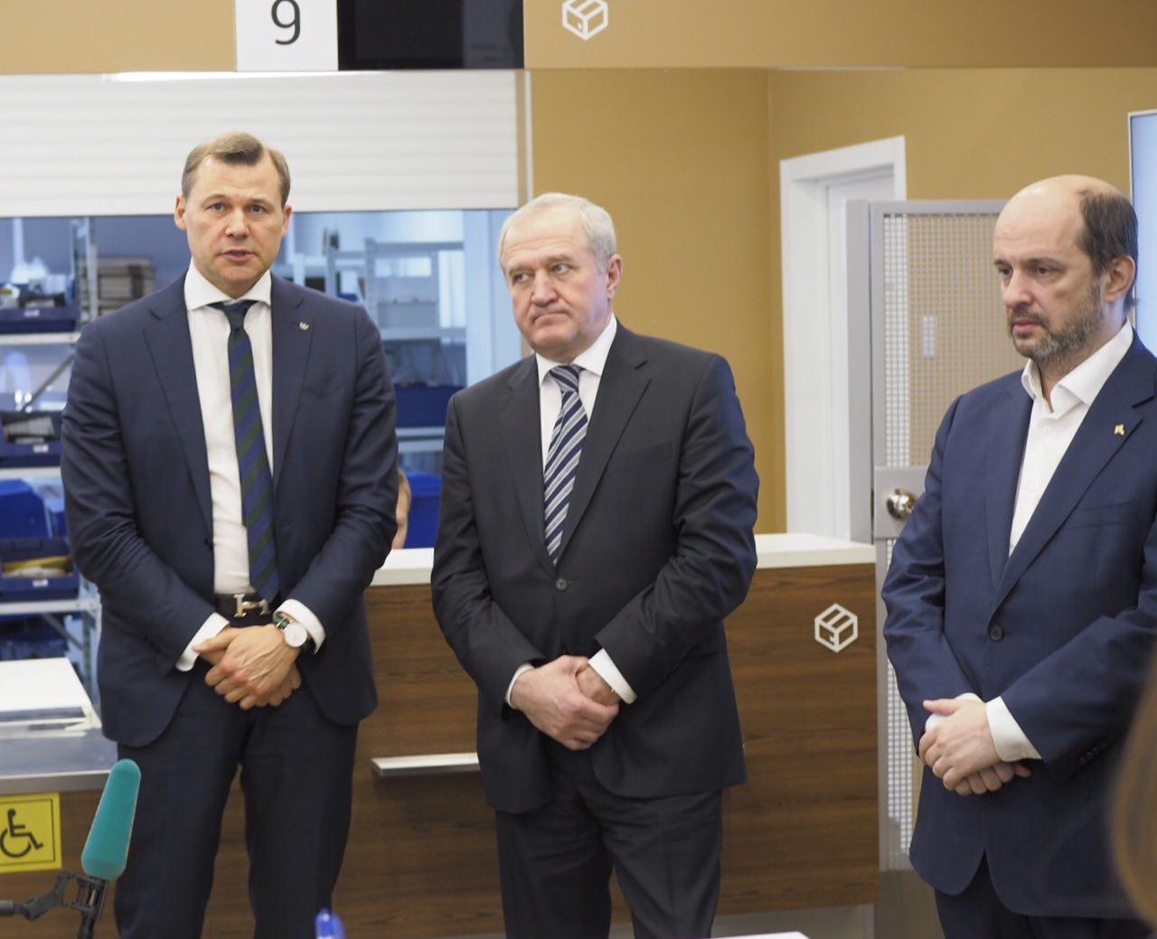 «Почта России» запустила проект поонлайн-продаже русских товаров заграницу