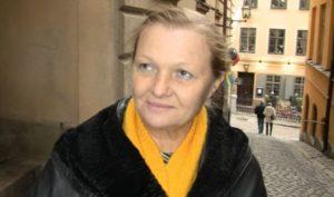 Елена Урлаева, глава Правозащитного альянса Узбекистана