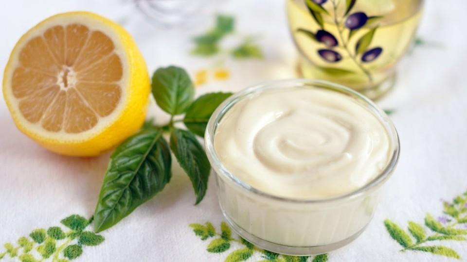 Майонез с лимоном в домашних условиях рецепт