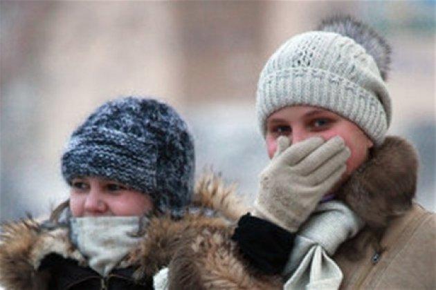 Занятия вшколах Тюмени отменены из-за 30-градусных морозов
