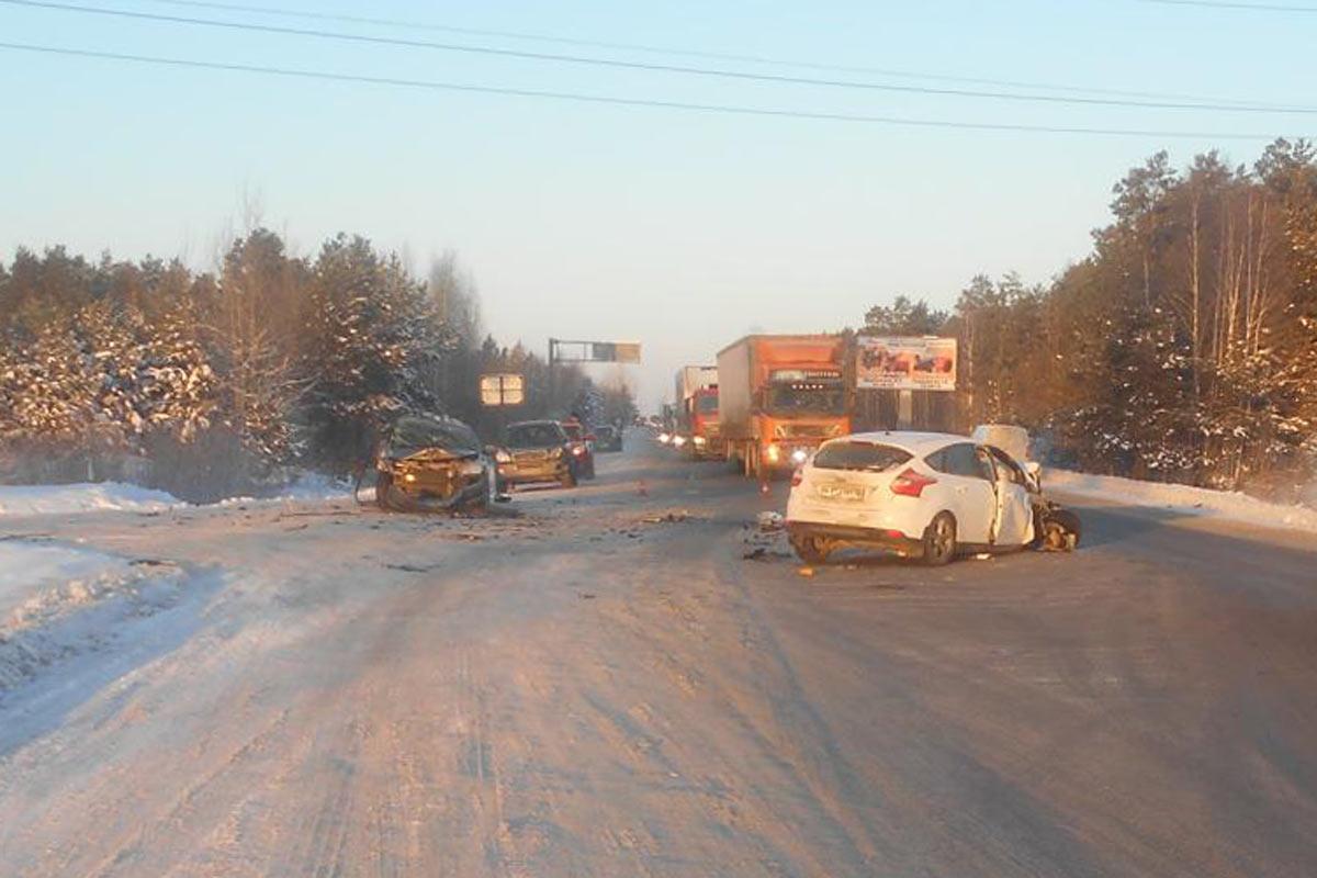 В трагедии  около  ТЭЦ-2 умер  молодой шофёр  — Сводка ДТП