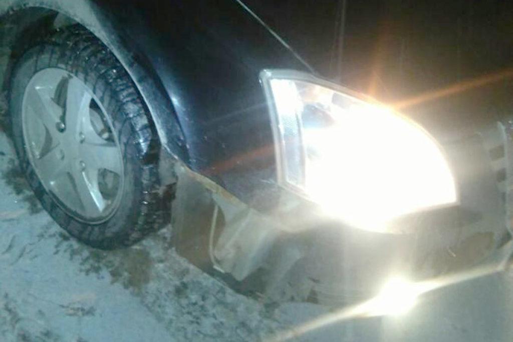 В Заводоуковске автомобилем «Чери» сбит нетрезвый 45-летний пешеход