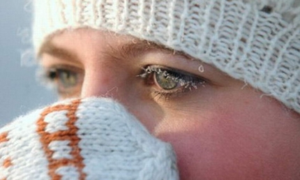 За два дня 13 тюменцев пострадали от обмрожений