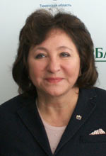 Наталья Шевчик, первый заместитель губернатора Тюменской области