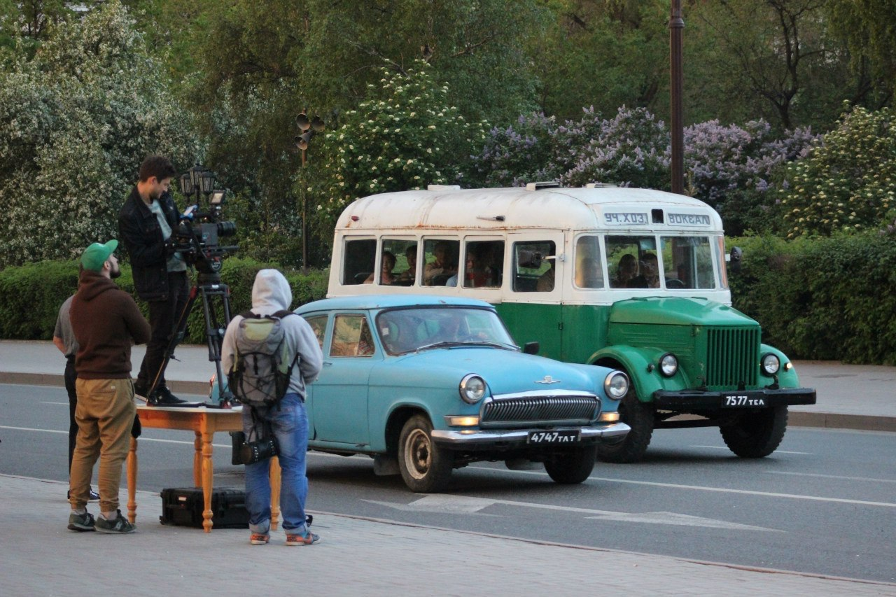Кризис и кинематограф: тюменцев пригласили сняться в кино