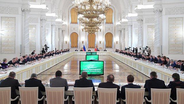 Путин сменит губернатора Пермского края— «Дождь»