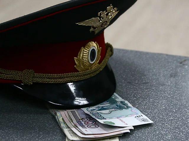 Тюменские полицейские получили 17 лет надвоих завымогательство ивзятки