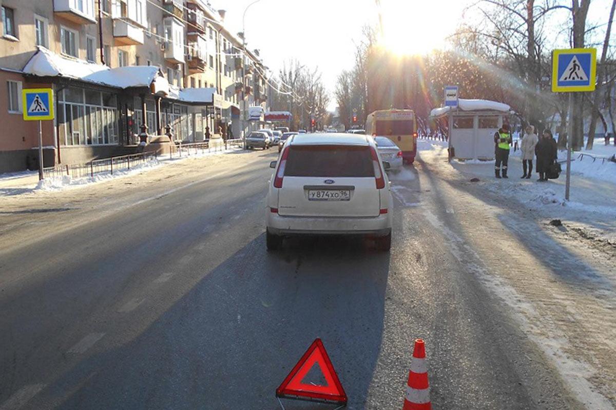 Подвыпивший тюменец ехал в клинику ктеще исбил пешехода