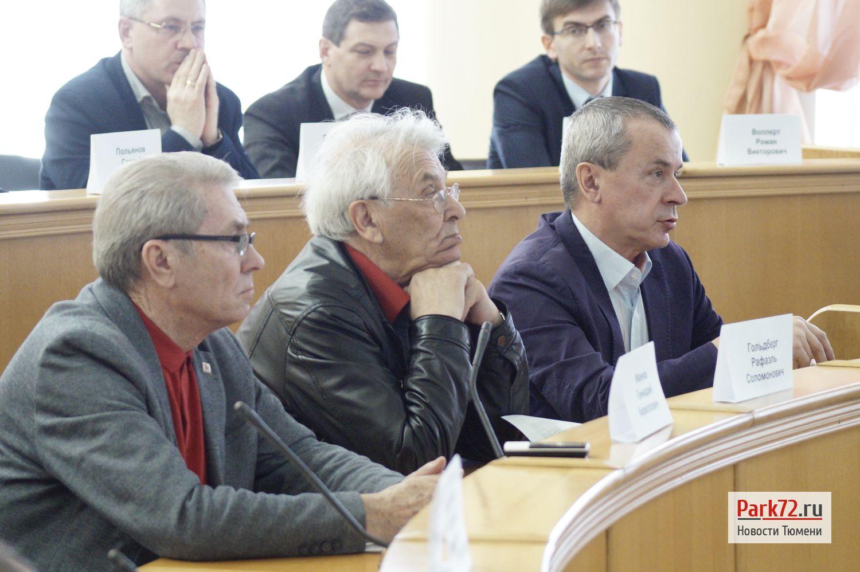 ВТюмени наулице Федорова появится сквер имени Льва Ровнина