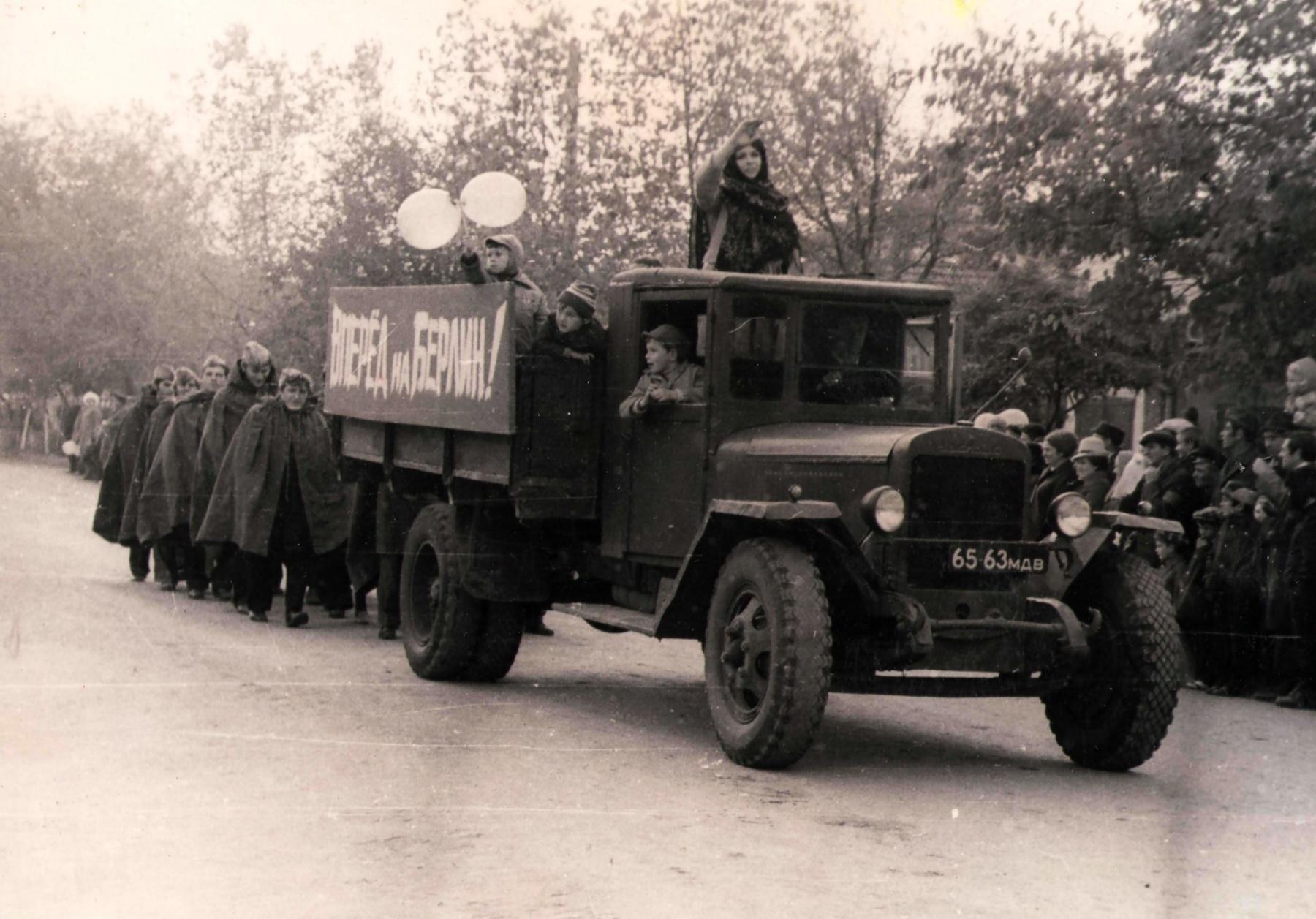 В «Бессмертный полк» вЧелябинской области вольются ополченцы