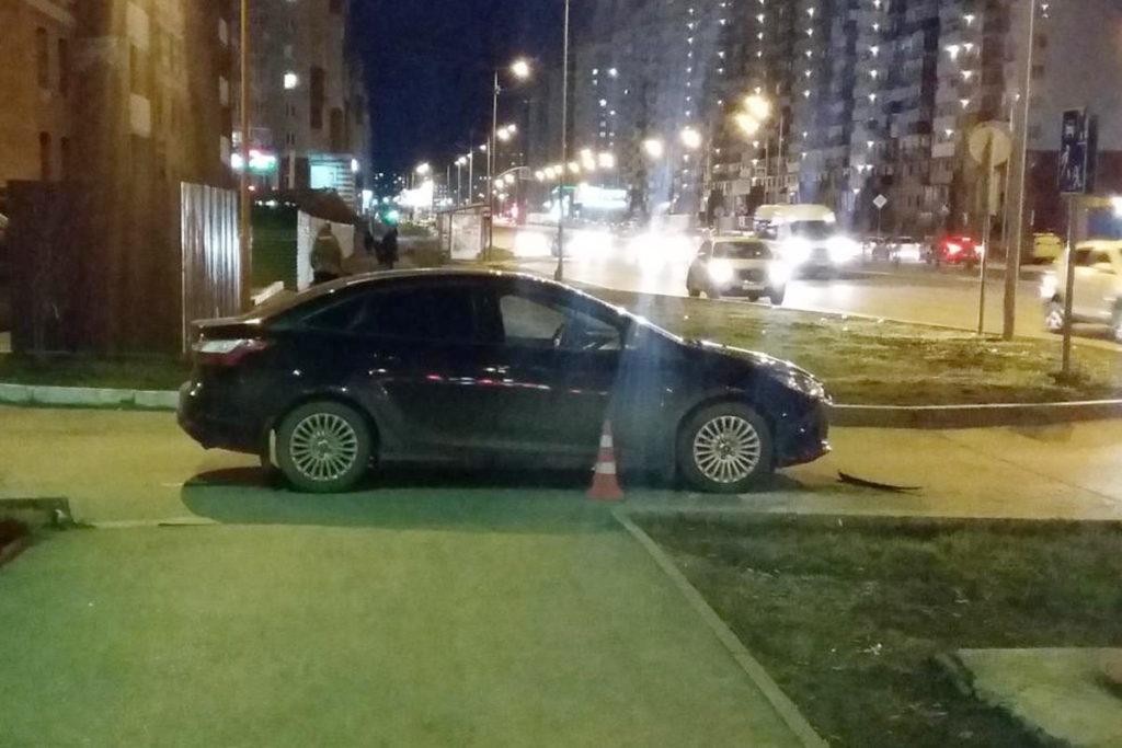 9-летний мальчик сбит автомобилем «Форд» на ул.Пермякова, 77