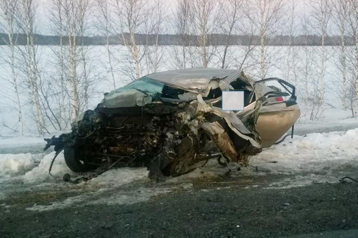 Рано утром натрассе Тюмень-Омск случилось смертельное ДТП