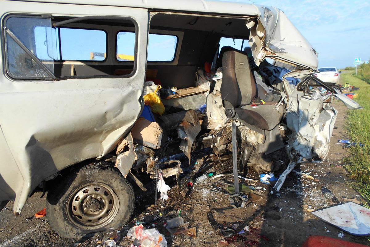 ВДТП вТюменской области умер четырнадцатилетний ребенок