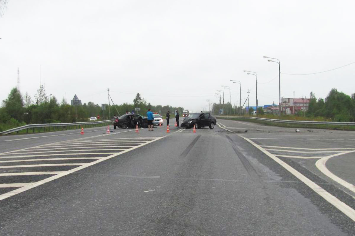 Натрассе Тюмень— Ханты-Мансийск умер молодой шофёр