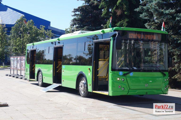 В Тюмени у водителей автобусов не было справок об отсутствии судимости