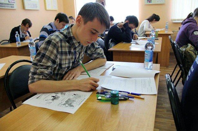 ВИвановской области стартовал городской этап всероссийской олимпиады школьников