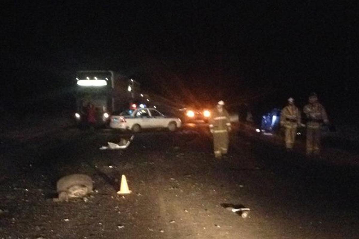 Шофёр «Лады» умер встолкновении около Заводоуковска
