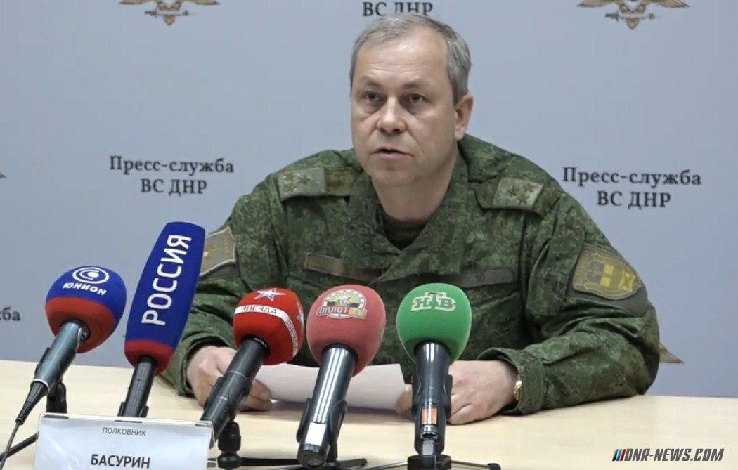 Украинские пленные изЛНР направились кместу обмена