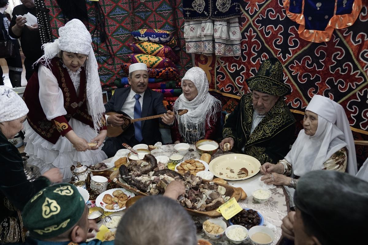 Картинки казахского традиций