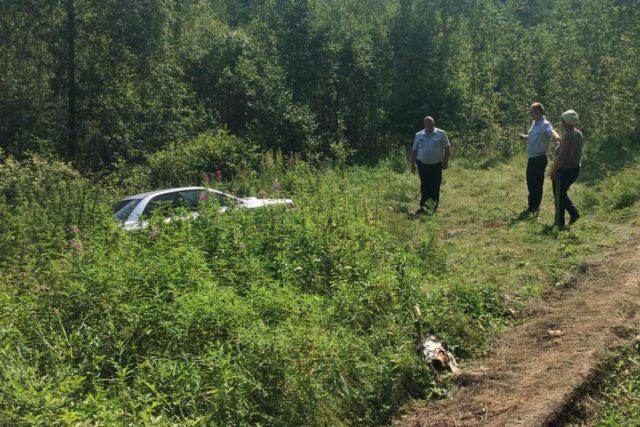 Около 11-ти часов дня в лесном массиве в трехстах метрах от 144-го километра автодороги Шадринск-Ялуторовск автомобиль «Субару» наехал на пешехода