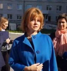 Наталья Логинова, заместитель директора департамента здравоохранения Тюменской области