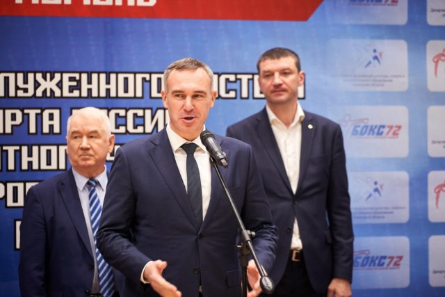 Сергей Корепанов, Руслан Кухарук, Евгений Макаренко