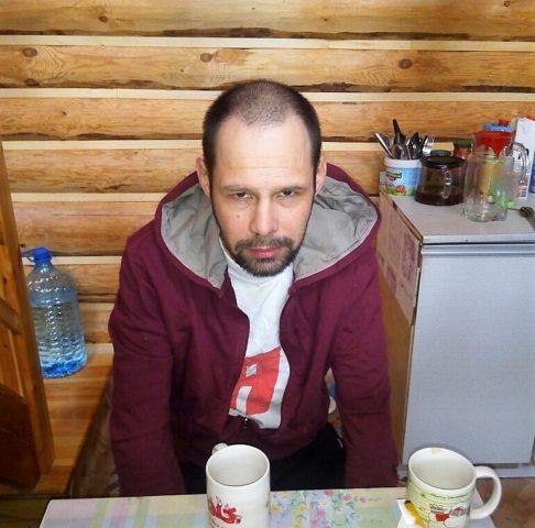 Алексей Кунгуров. Фото с его страницы ВК